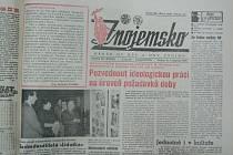 Začátkem prosince odstoupilo vedení okresních komunistů.