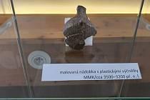 Miroslavský zámek hostí do září archeologickou výstavu. Foto: archiv správy zámku