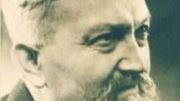 František Václav Peřinka, rodák ze Žerotic, autor několika svazků Vlastivědy moravské.