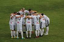 Tasovičtí fotbalisté se prvním utkání nové sezony divize D radovali z výhry nad Polnou 6:0.