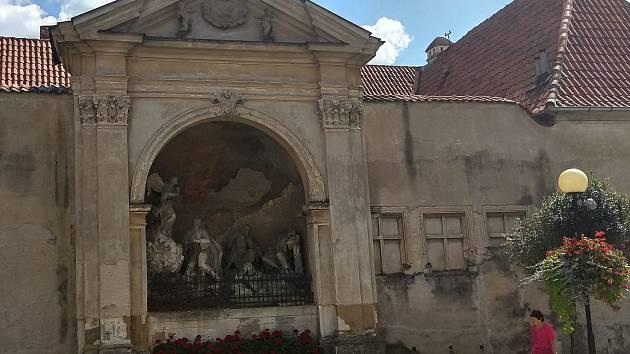 Využití kláštera kapucínů? Ve hře je i křesťanská školka