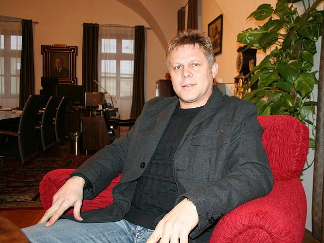 Sociální demokrat Zbyšek Kaššai. Ilustrační foto.
