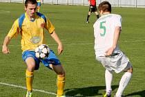 Fotbalisté Tasovic odehráli v neděli na domácím hřišti další utkání moravskoslezské divize D. Tentokrát se zde představil celek z Brna-Bohunic. Oba soupeři se před utkáním nacházeli blízko sestupových příček a potřebovali tak nutně zvítězit.