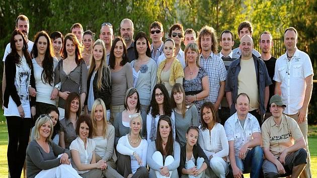 Seskupení Gospel Port funguje od roku 2008. Za tu dobu nastřádalo pětačtyřicet zpěváků, zpěvaček a muzikantů.