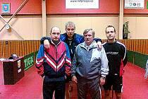 Dvaadvacátého ročníku celostátního turnaje družstev Brest v Brně se v sobotu zúčastnili i znojemští hráči stolního tenisu.
