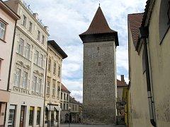 Vlkova věž.