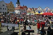 20. ročník festivalu rekordů a kuriozit v Pelhřimově. Ilustrační fotografie.
