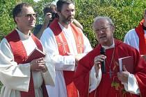 Sto let od posvěcení kostela sv. Jakuba a tradiční svatojakubskou pouť slavili v sobotu věřící v Konicích u Znojma.