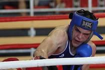 Znojemský tým remizoval s BC 0strava 8:8. Vasil Ducár v modrém vybojoval v nejtěžší váze výhru 2:1 nad Vernerem Hartmannem