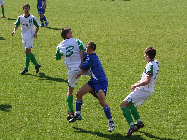 Martin Procházka v utkání s Karvinou