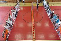 Evropský školní sportovní den rozhýbal děti z Mládežky.