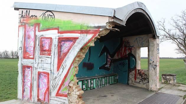 Projekt Deníku Rovnost: vyberte nejvíce ostudné místo Znojemska a jižní Moravy