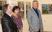 Výstava znojemského fotoklubu nazvaná Ohlédnutí je k vidění v Domě umění do 11. února.