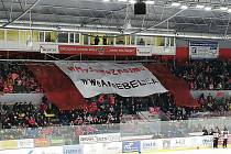 Fanoušci hokejových Orlů stále nemají jasno, v jaké soutěži se Znojmo v příští sezoně představí.