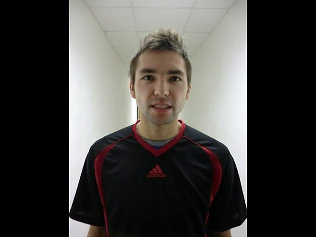 Fotbalista Michal Šuráň.