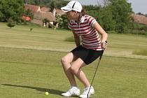 Golfisté bojovali o pohár prezidenta klubu Stanislava Jelínka.