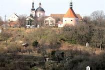 Znojemské Hradiště.