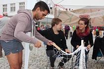 Den sociálních služeb ve Znojmě.
