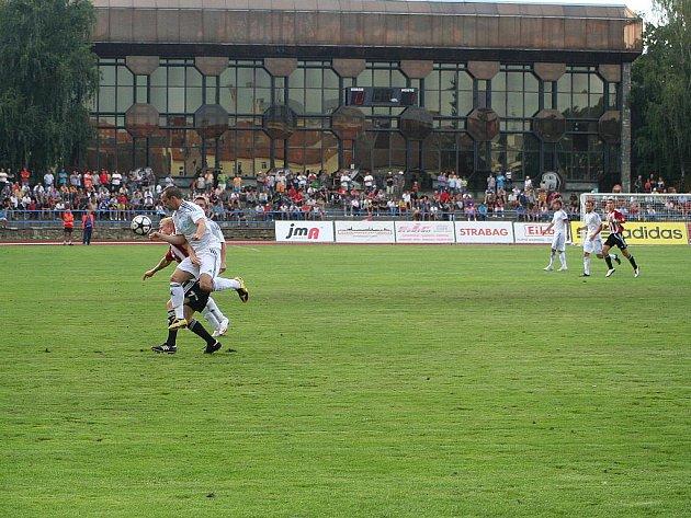 Znojemští fotbalisté prohráli s Viktorií Žižkov.