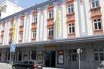 Znojemské kino Svět.