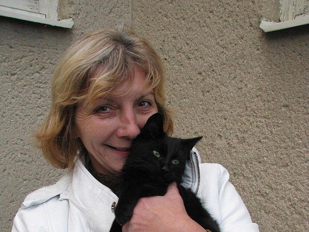 Lenka Runkasová svůj život spojila s péčí o psy ale i ostatní zvířata.