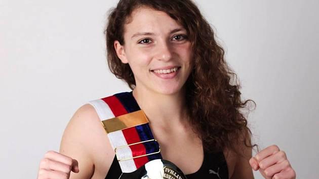 Znojemská bojovnice Viktorie Bulínová se účastní mistrovství světa v bojových uměních v Jižní Koreji.