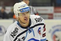 Hokejový útočník Vojtěch Němec přichází z Plzně do mančaftu znojemských Orlů.