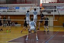 Přímětičtí volejbalisté vybojovali stříbrné medaile ve finále Českého poháru v Hradci Králové.