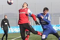FK Pardubice – 1. SC Znojmo 2:1.