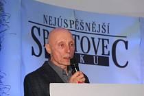 Závodník Cyklo Klubu Kučera Lubomír Novák je veteránským mistrem světa, mistrem Evropy a mistrem republiky v časovce jednotlivců. V pondělí byl ve znojemském Louckém klášteře slavnostně vyhlášen Nejúspěšnějším sportovcem Znojemska za rok 2012.