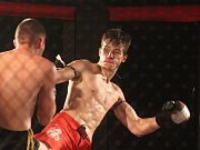 Už podruhé se ve Znojmě konal galavečer MMA s vloženýmí exhibičními zápasy K1.