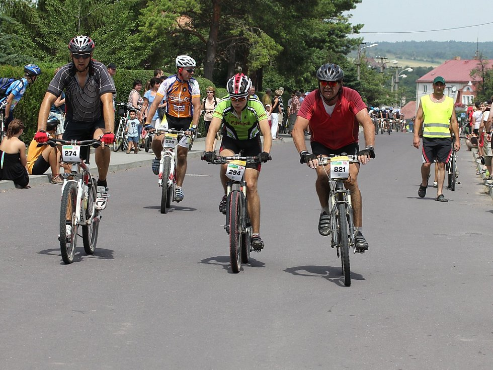 13. ročník cyklistického závodu Vinařská 50 Author Znovín cup.