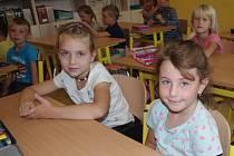 Děti ze ZŠ Pražská ve Znojmě.