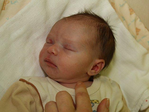 Lea Vágnerová, 50cm, 3080g, 26.5.2009, Znojmo