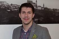 Znojemský místostarosta Jakub Malačka.
