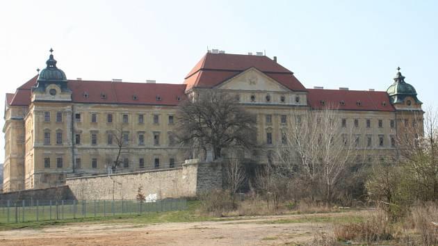 Loucký klášter ve Znojmě