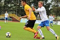 Fotbalisté Znojma porazili Sokolov 3:2
