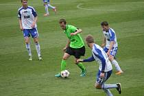 Fotbalisté Znojma prohráli s předposledním Mostem 0:2.