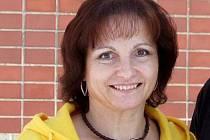 Ivona Křivanová, zaladatelka taneční country skupiny Zuzana.