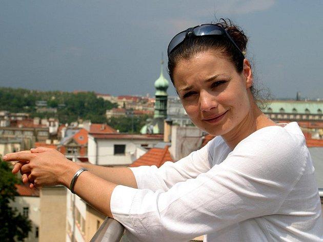 Martina Preissová moderovala páteční slavnostní zahájení festivalu.