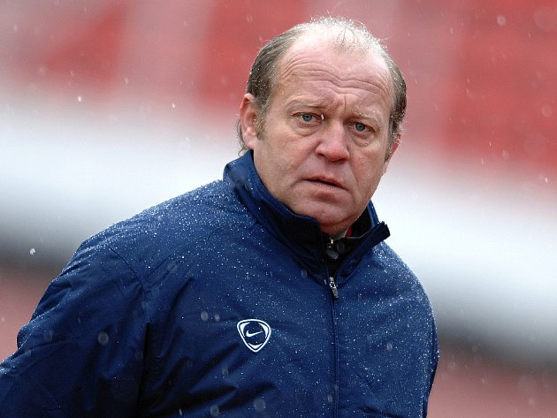 Trenér Leoš Kalvoda.