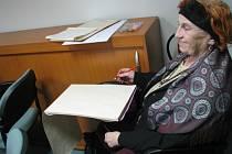 Šestašedesátiletá Antonie Kubáková