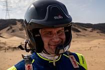 Boris Vaculík zažil podruhé světoznámou Rallye Dakar.