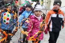 ILUSTRAČNÍ FOTO: Velikonoční trhy ve Znojmě.