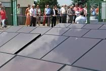 U Jaroslavic vyrostla další sluneční elektrárna