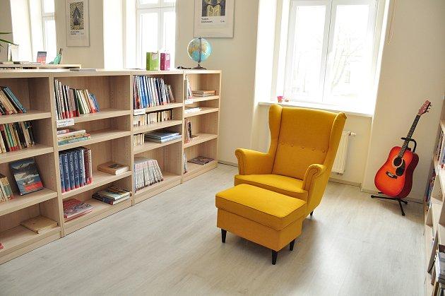 Nová knihovna vLitobratřicích