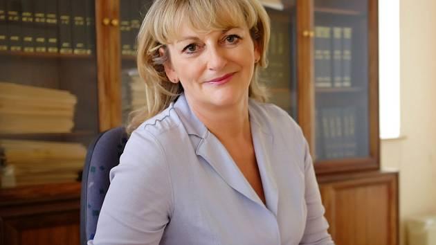 Kandidátka hnutí ANO na znojemskou starostku Olga Štefaniková odpovídala online