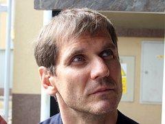 Generální manažer ženské hokejové reprezentace Ruska Alexej Jašin.