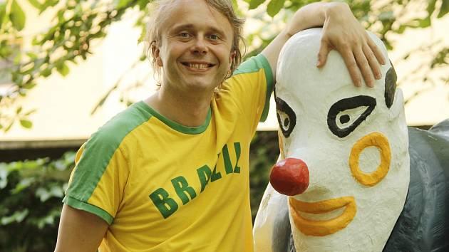Post šéfa znojemského kina opouští po dvou letech David Lobpreis.