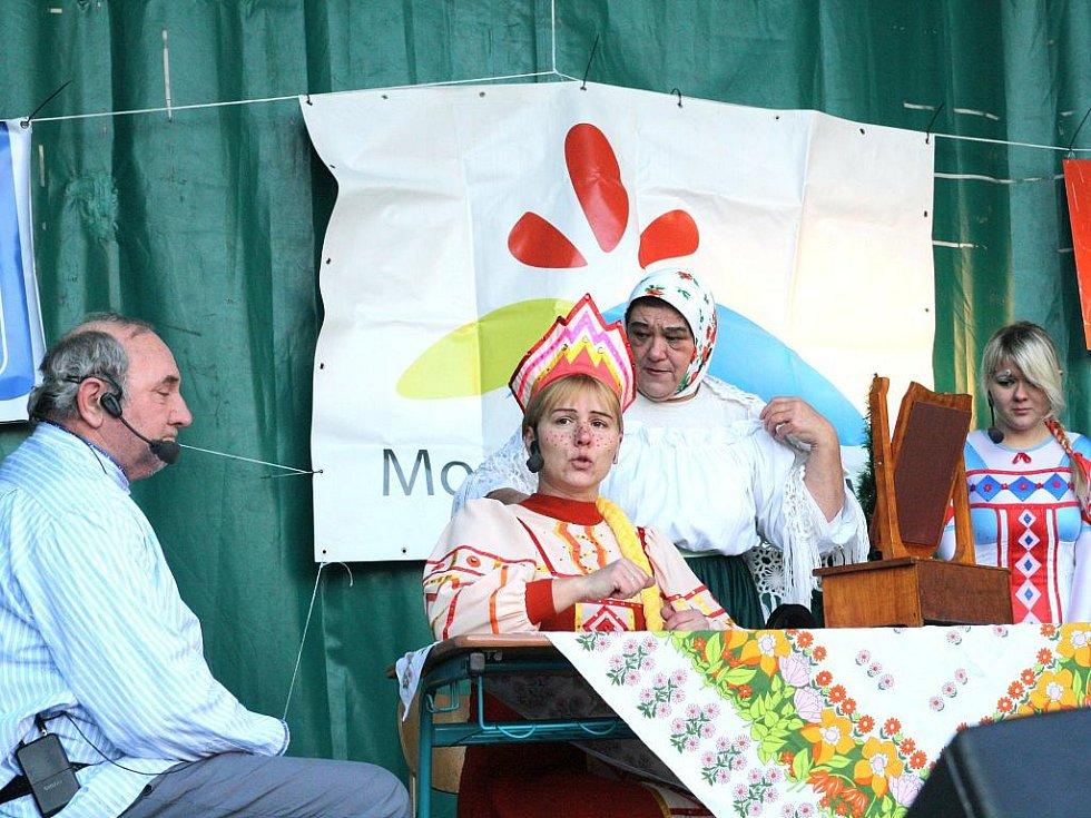 Hvězda programu, finalista Superstar Miro Šmajda, odpolední pohádka Mrazíček v podání místních ochotníků, vystoupení Věry Martinové a skupiny Maxim Turbulenc. Taková byla hlavní nabídka nabitého sobotního předvánočního programu na Masarykově náměstí.
